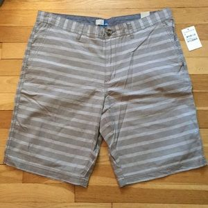 NWT 14th & Union flat front shorts